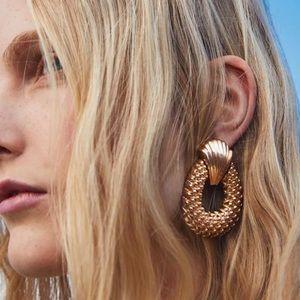 Jewelry - Large drop earrings